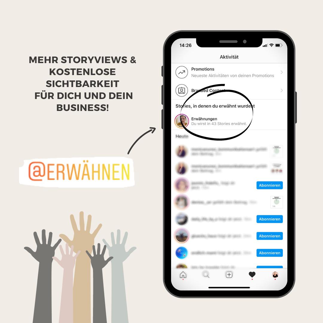 story views
