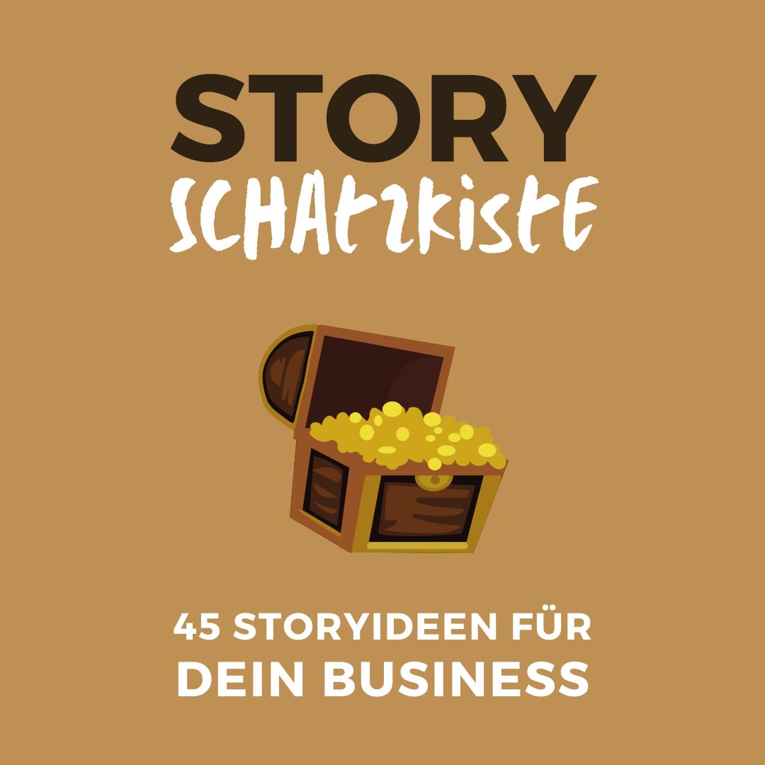 Schatzkiste- 45 Ideen für deine Instagram Storiy